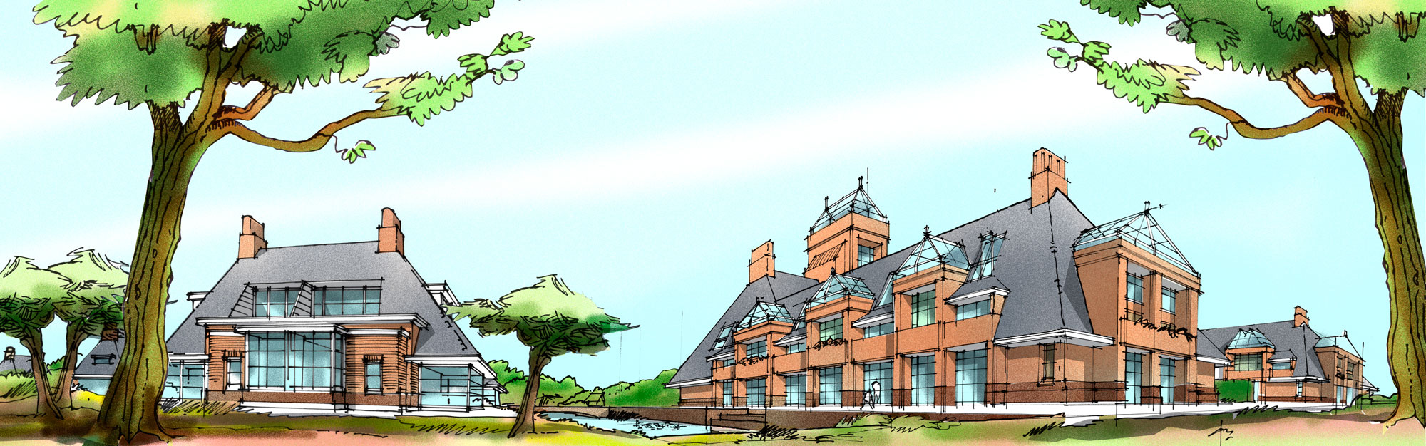 Concept visie hotel en groepsaccomodatie