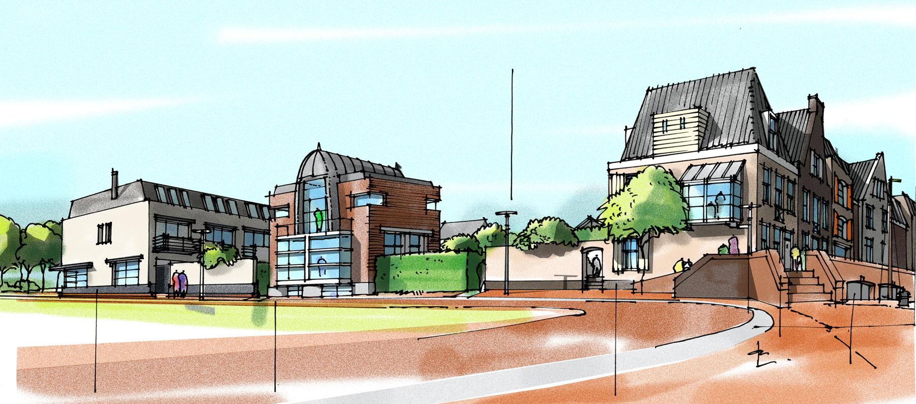 Concept uitwerking dorp